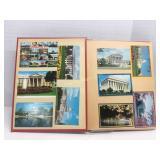 Washington DC Collection Postcard Book