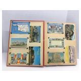 Oklahoma Collection Postcard Book