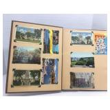 Maine Collection Postcard Book
