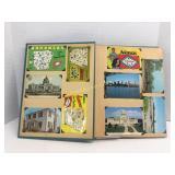 Arkansas Collection Postcard Book