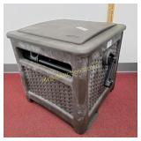 SunCast Plastic Hose Reel Box