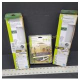 2- LED Linking Bars & Dimming Tape Light Kit
