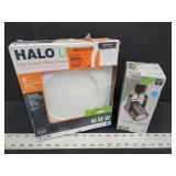 Halo LED Surface Mount Light & Track Light