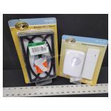 Hampton Bay Wired/Wireless Doorbell & Extender