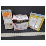 Motion Security Light, Doorbell & Bell Extender