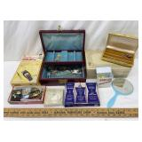 Jewelry / Jewelry Boxes & More