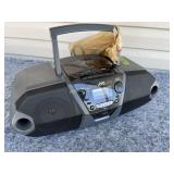 JVC CD Portable System RC-QN2