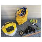 Fishing lot - includes includes martin reel