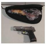 Ruger P90DC .45acp pistol