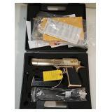 Desert Eagle 44 24k  gold