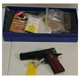 Colt MK IV series 70 45 auto cal. handgun