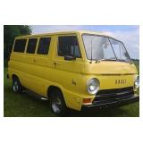 1967 Dodge 100 Van