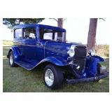 1932 Chevrolet Deluxe Street Rod Custom