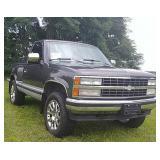 1993 Chevrolet K1500 shortbox