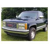 1993 GMC Yukon SLE