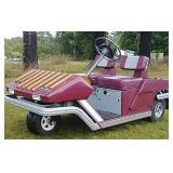 Cushman Golfster golf cart