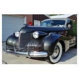 1940 Cadillac Fleetwood 72 Series