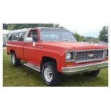 1974 Chevrolet Custom Deluxe