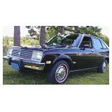 1982 Chevrolet Chevette