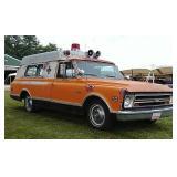 1968 Chevrolet C10 Ambulance
