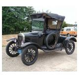 1917 Ford Model T Roadster Coupe