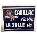 Cadillac Lasalle sign