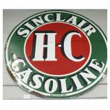 SST Sinclair sign