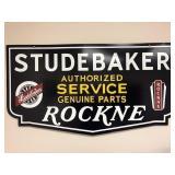 SST Studebaker sign