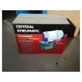 Central pneumatic paint shaker