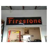 SSP Firestone 2 piece sign