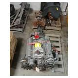 Rebuilt 355 CI Engine & transmission