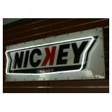 Nickey Neon sign