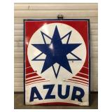 SSP AZUR French Petrol Fuel Sign