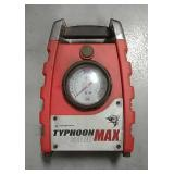 Typhoon Max X300 compressor