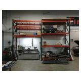 2 section pallet racking