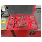 Snap-on 76 piece tap and die