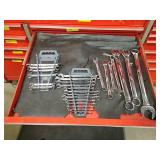 Snap-on open wrenches and others