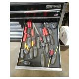 Craftsman screwdrivers and others