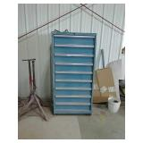 Lista cabinet and contents