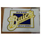 DST Buick sign