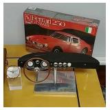 Ferrari collectible items