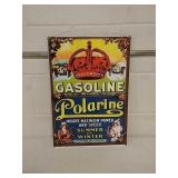 SSP Red Crown gasoline sign
