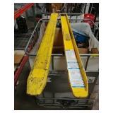 Forklift fork extenders 6ft.