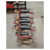 Set of 4 car dollies
