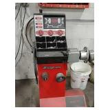 Snap-on tire balancer WB250