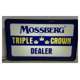 Mossberg dealer display