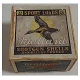 Mallard Sport Load 2 piece ammo box