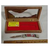 Buck Painted Pony Michael Prater knife