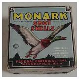 Monark 20ga. 2 piece ammo box