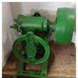 John Deere pump jack